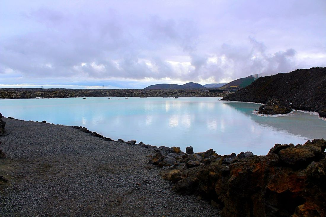 Blue Lagoon outside 2017