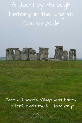 A Journey through History in the English Countryside (1)