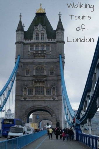 Walking Tours of London